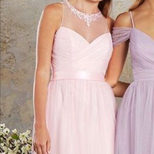 Alfred Angelo bridesmaid dress 8641s.